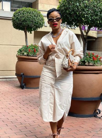 Zinhle Mabena's assault charges still pending, two others dropped
