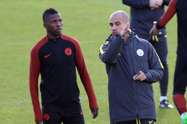 Why I sold Kelechi Iheanacho to Leicester City- Pep Guardiola