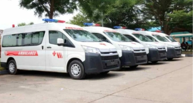 FG to introduce emergency ambulance services