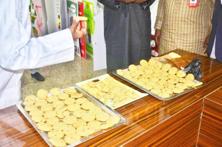 PHOTOS: NDLEA to go after supermarkets, confectionaries selling 'Abuja drug cookies' – Marwa