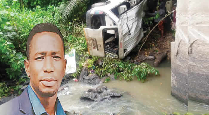 Groom's mum became incoherent after losing her son in Ondo crash a week to wedding