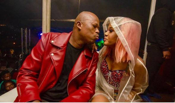 Mzansi reacts to Babes Wodumo and Mampintsha's age difference