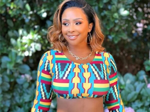 Boity Thulo escapes being duped