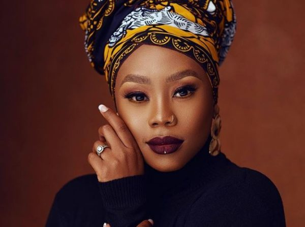 Bontle Modiselle gets more piercing (Video)