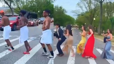 Video of international persons dancing to Amapaino song goes viral