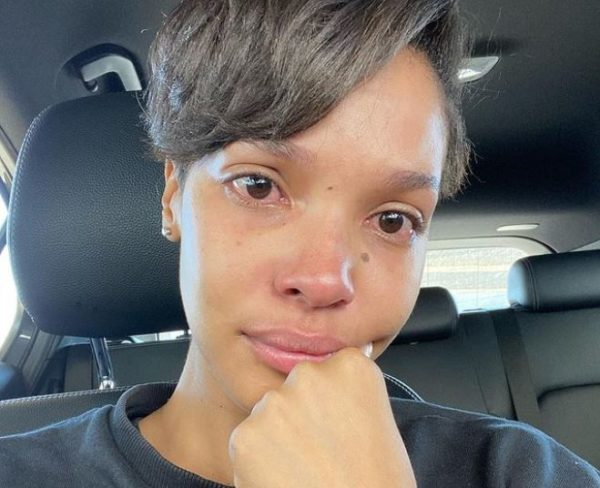 Liesl Laurie reveals her pain on social media