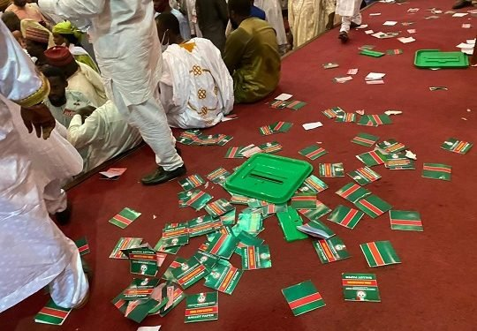 Thugs disrupt PDP North West congress in Kaduna