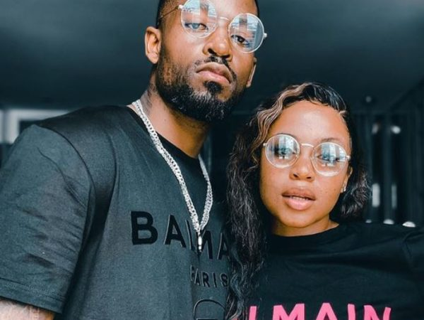 Prince Kaybee teases bae, Zola Mhlongo in new video