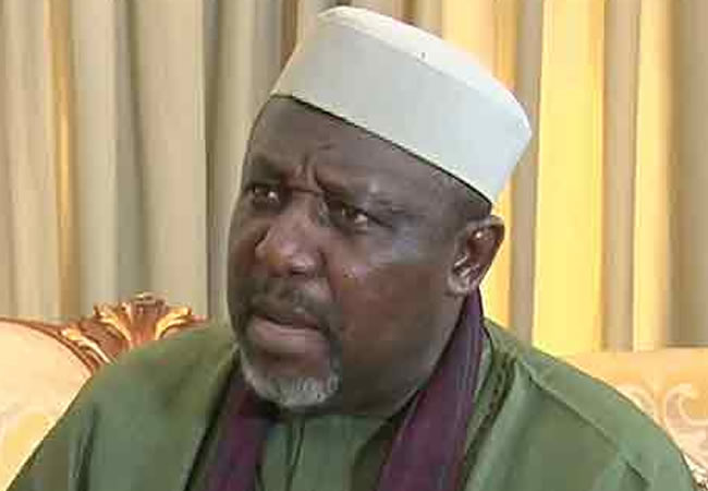 Okorocha reveals the causes of Boko Haram, #EndSARS protest