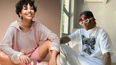 Rowlene and Nigerian singer, Oxlade are cooking new song together