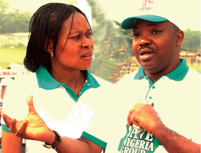 Pray for me to survive this, Odumakin's wife weeps