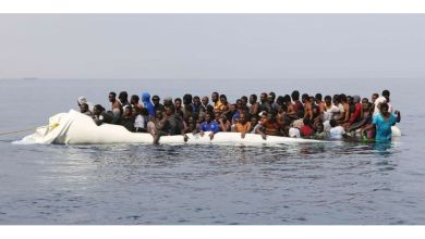 At least 41 die after boat carrying African migrants to Europe sinks off Tunisia