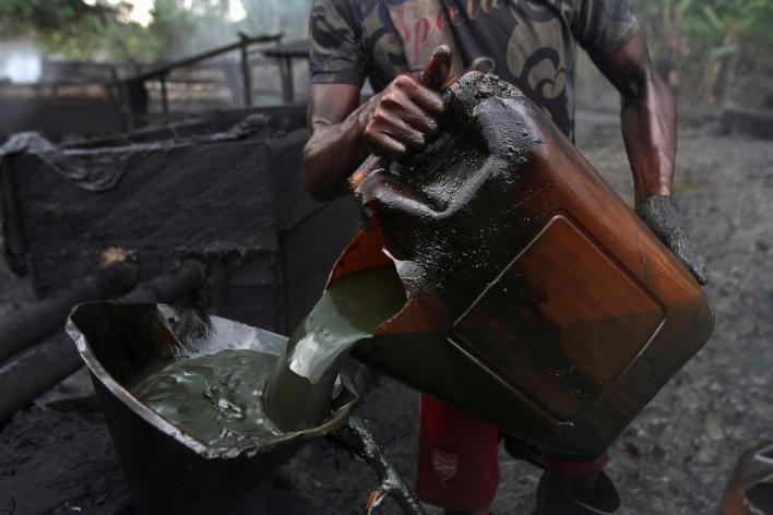 Eight fake naval officers, 29 oil thieves arrested in Rivers