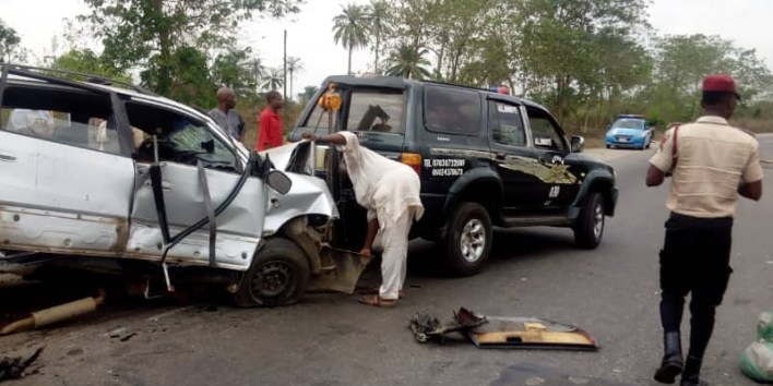 Four dead, 44 injured in Ogun road crashes