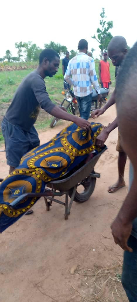 Suspected Fulani herdsmen hack couple to death in Benue
