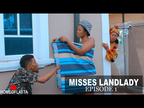 MRS LAND LADY - EPISODE 1 [ THE LOVER BOY ]