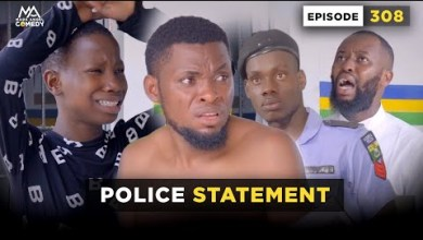 POLICE STATEMENT - Episode 308 ( MarkAngelComedy)