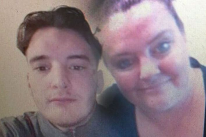 'He'll end up dead' Mum who took her own life predicted son's tragic death in suicide note in UK