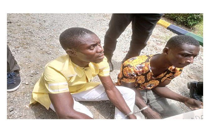 Police arrest suspected kidnappers of Ex-NDDC board member, cultists, others in Cross River