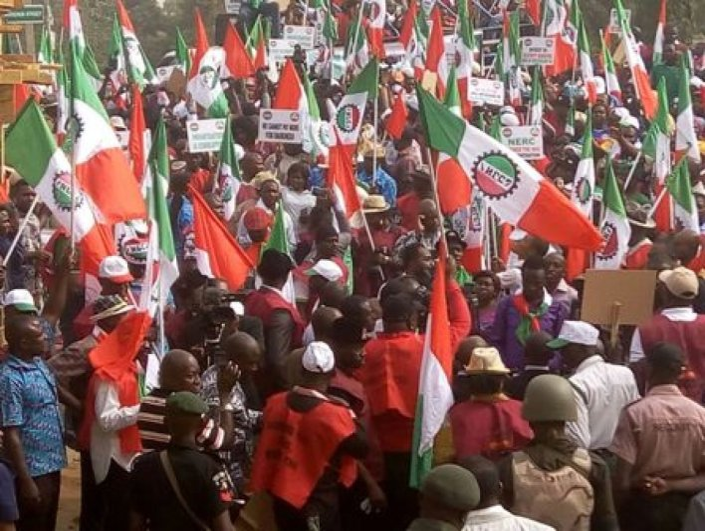 NLC declares strike over mass sack of workers in Kaduna