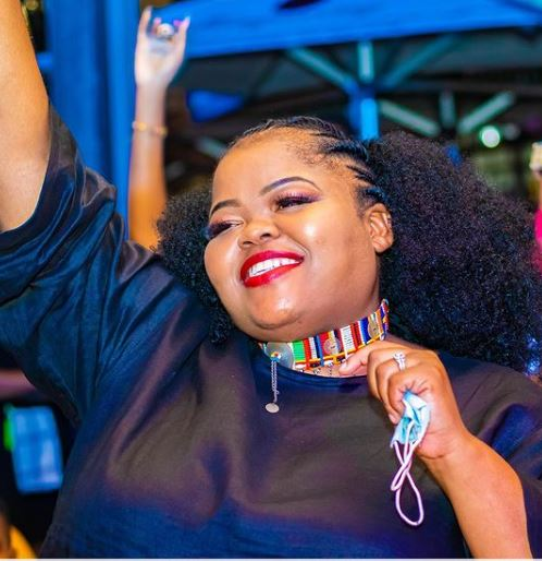 "Nokwazi celebrates as ""Emathandweni"" reaches platinum status"
