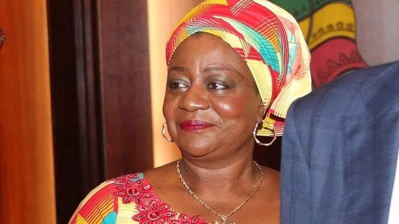 President Buhari won't stop foreign medical trips, says Lauretta Onochie
