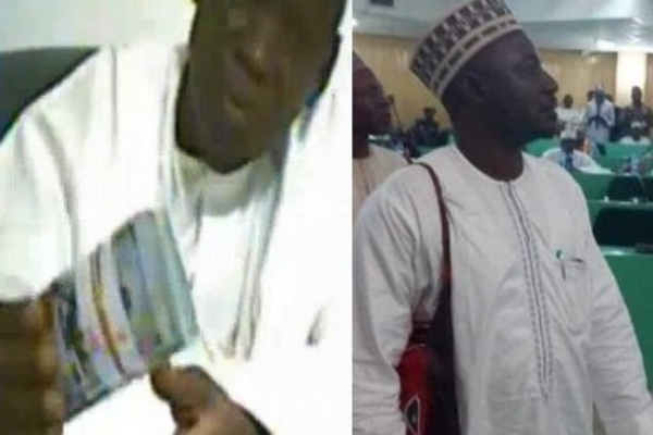 "Journalist who exposed Governor Ganduje's alleged ""bribe video"" flees to UK amid security threats"