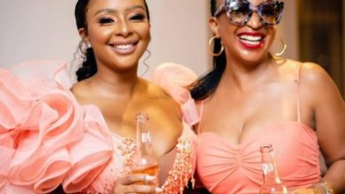 Boity defends mom against body shaming