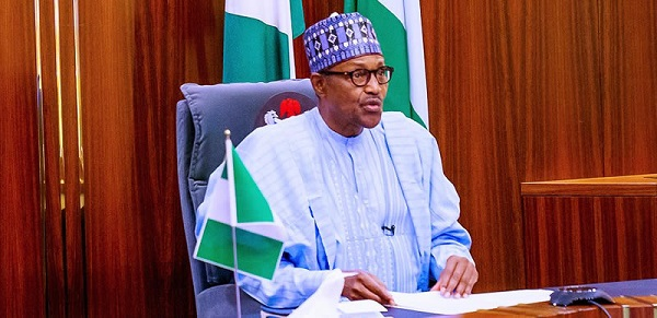COVID-19: Buhari seeks debt relief for African countries