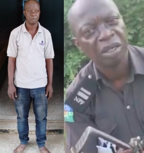 Police arrest bribe-seeking officer in viral video