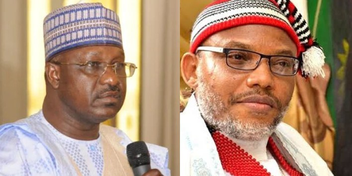 IPOB blamed for the death of Ahmed Gulak over Nnamdi Kanu's sit-at-home order