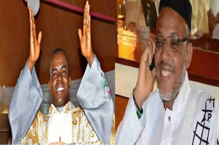 Biafra: Nnamdi Kanu is my spiritual son, brother – Mbaka