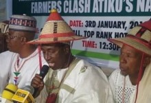 Miyetti Allah reacts to ban on open grazing by southern governors, calls President Buhari a 'figurehead'