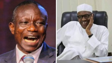 I've started asking God to remove President Buhari – Bishop Wale Oke