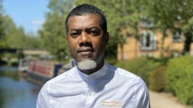 Reno Omokri allegedly abandons wife in America, welcomes new baby with UK based lover