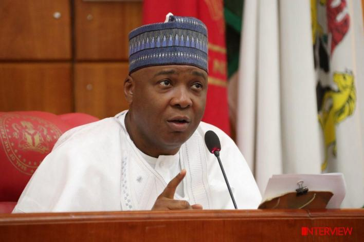 PDP will pressure Buhari's govt to rescue Nigeria from insecurity, says Saraki