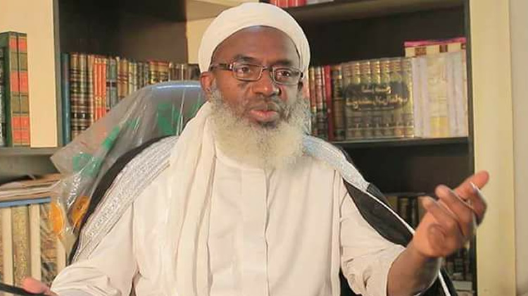 Sheikh Gumi: Bandits use ransom to buy weapons, settle informants