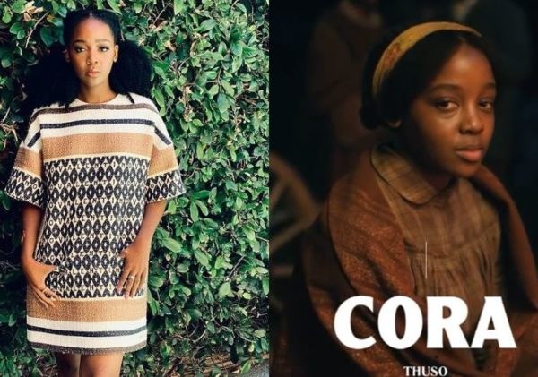 Thuso Mbedu on meeting a therapist after acting as Cora