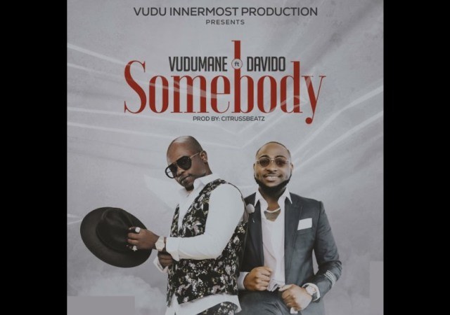 Vudumane ft. Davido - Somebody