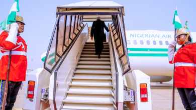 Breaking: President Buhari travels to France on Sunday