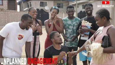 UNPLANNED ENGAGEMENT (MC REALITY)