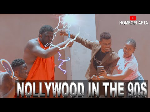 NOLLYWOOD in 1990s - 2007