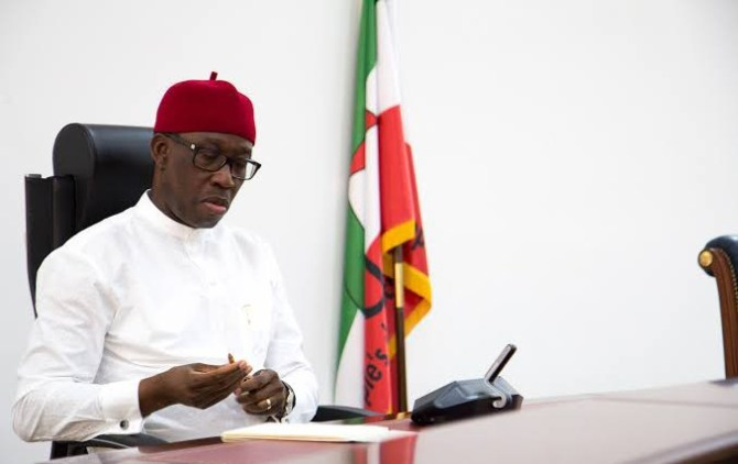 Delta State governor sacks commissioners, others