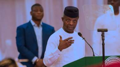 Osinbajo denies declaring interest for 2023 presidency