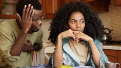 7 obvious sign she's only after your money