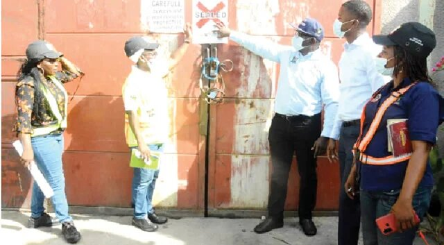 Lagos seals off Chinese firm over teenager's death