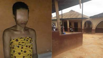 16-year-old girl narrates how she was promised salesgirl job but turned into sex slave in Ogun