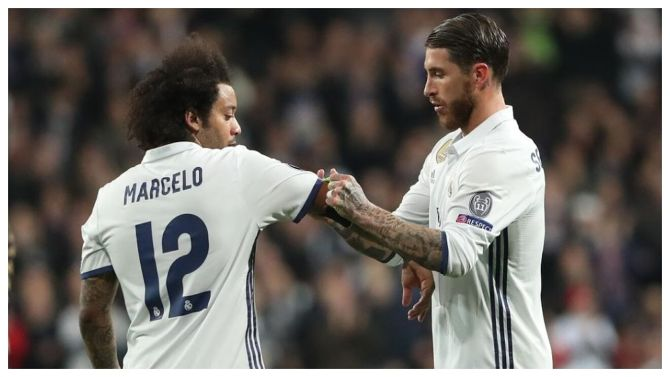 Real Madrid decide new captain to replace Sergio Ramos