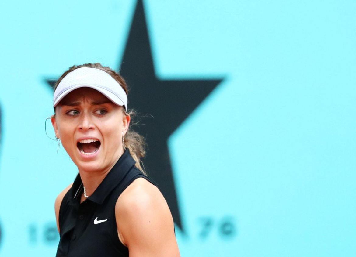 Paula Badosa- Mutua Madrid Open 2021