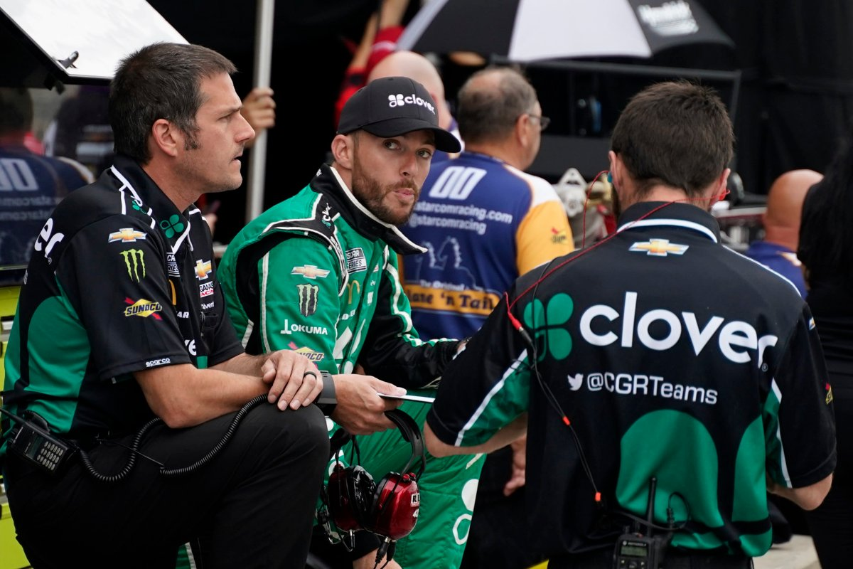 Why Did Ross Chastain Apologises to Team Despite Career-Best Finish in the Cup Series?
